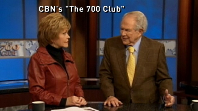 Video: Pat Robertson Condones Legalized Pot