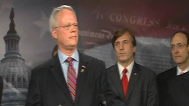 Video of GOP dodctor Paul Broun calling Pelosi arrogant, incompetent.
