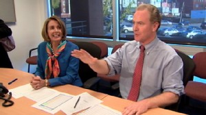 VIDEO: Pelosi: On Pace To Maintain The Majority