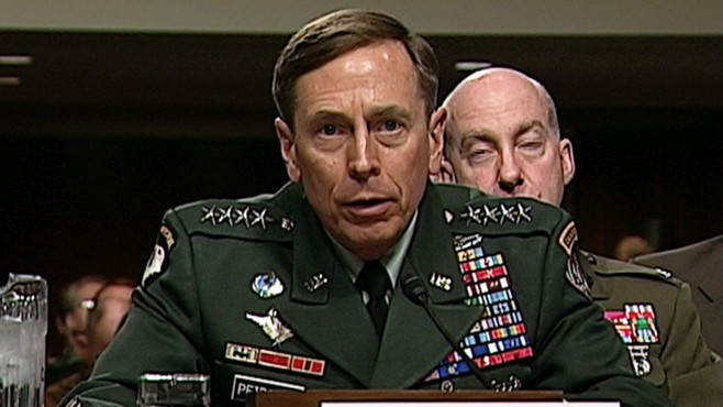 VIDEO: Petraeus on Afghanistan: Fragile and Reversable