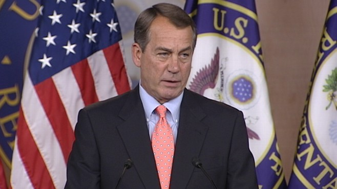 VIDEO: Speaker Boehner calls Oil Hearing Easy Politics