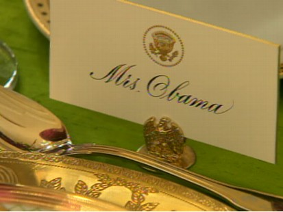 ABC News video preview of the first Obama White House state dinner.