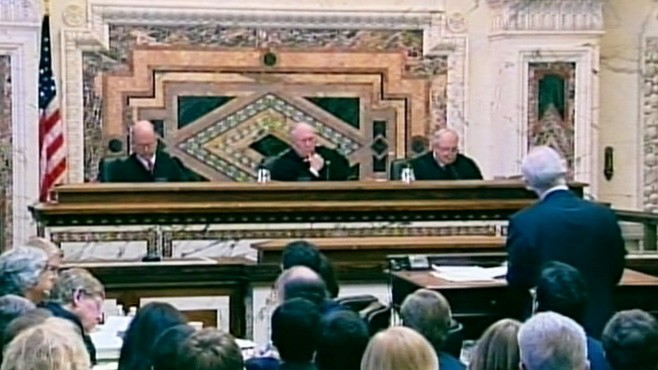 VIDEO: Appeals Court Hears Prop 8 Debate