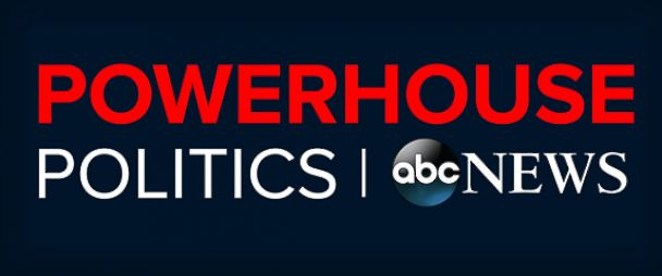 "PHOTO: ""Listen to Powerhouse Politics for the latest on this weeks important political stories."""