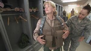 ABC News video of Martha Raddatzs embed on a F-15E Strike Eagle in Afghanistan.