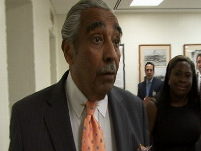 Video: Congressman Charles Rangel talks to ABC News.