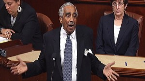 Video: Rangel gives speech on ethic charges.