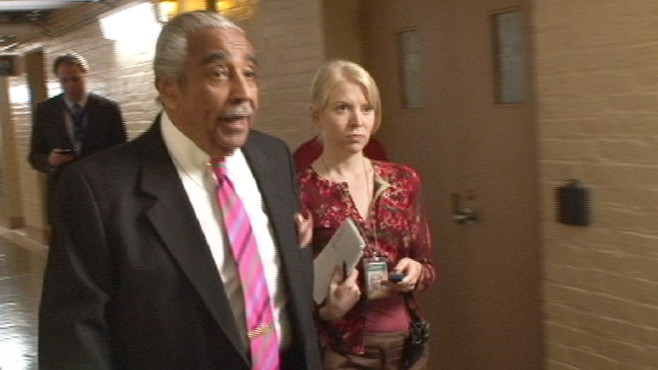 VIDEO: Charlie Rangel: 'No' Reaction To Guitly Charges