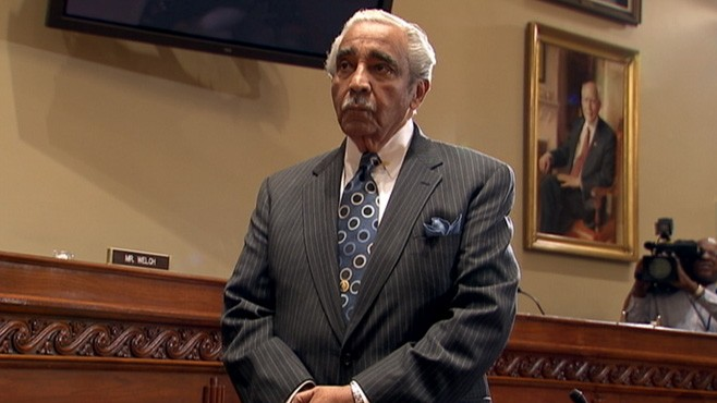 VIDEO: Rangel Censured and Forced To Pay Restitution