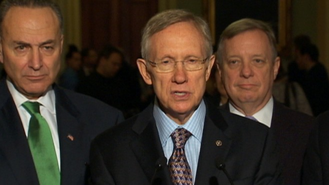 VIDEO: Reid: Its Not The Democratic Way or The Highway