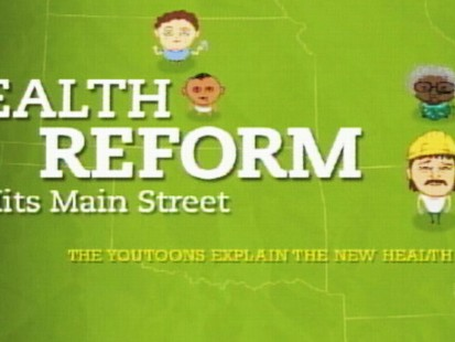 Video: The Kaiser Family Foundation PSA on Health Care legislation.