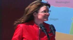 Video of emcee calling Sarah Palin hotter and smarter