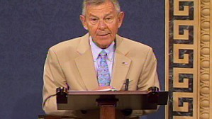 GOP Sen. George Voinovich says hell vote in favor of Sonia Sotomayor.