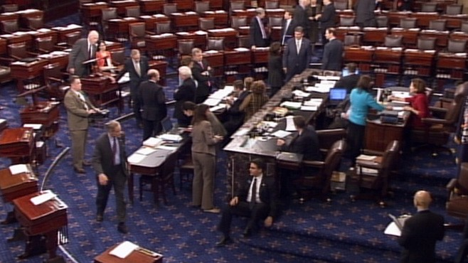 VIDEO: Senate Passes Tax Bill