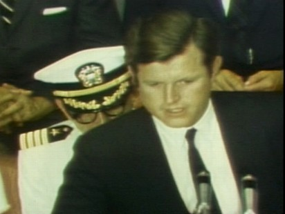 Video of Ted and Caroline Kennedy paying tribute to the late John F. Kennedy.