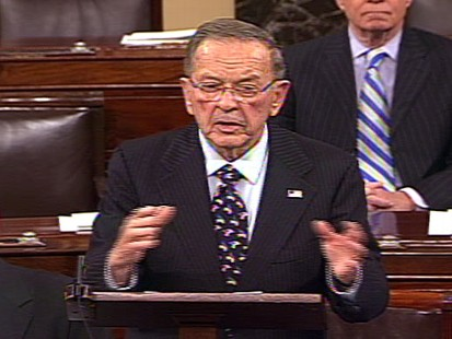 pic of sen. ted stevens, republican from alaska