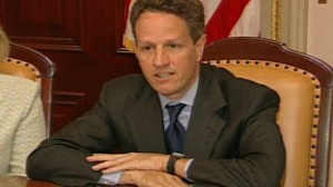Video of Geithner on financial regulatory reform