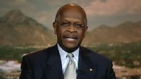 Herman Cain: 'I Can Beat' President Obama