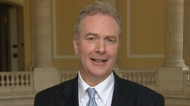 VIDEO: Van Hollen: 'Danger' 2012 Budget Won't Pass