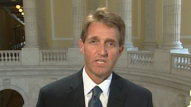 "VIDEO: Jeff Flake on Budget Cuts: ""Got to be Trillions"