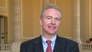 Video of Representative Chris Van Hollen of Maryland on ABCs Top Line.