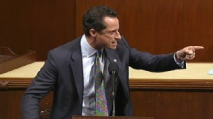 Video: Rep. Anthony Weiner., gives heated speech on 911 responders.