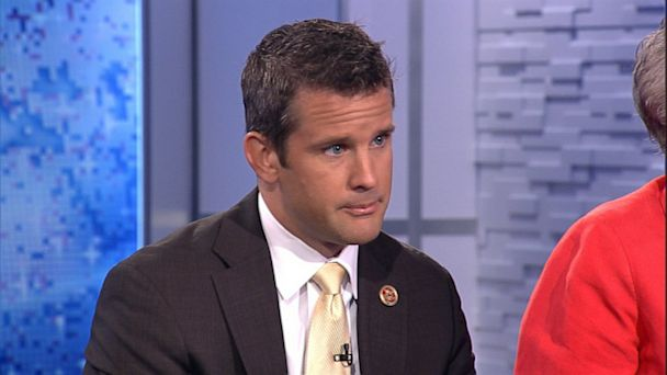 ABC adam kinzinger this week jt 130908 16x9 608 White House Responds to Rep. Adam Kinzingers Call For Syria Vote Outreach