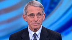 PHOTO: National Institute of Allergy and Infectious Diseases Director Dr Anthony Fauci on This Week
