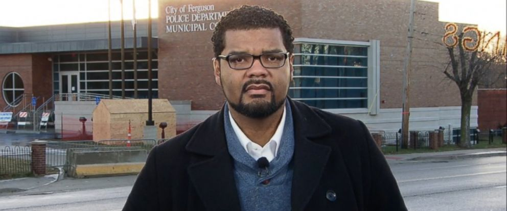 PHOTO: St Louis 21st Ward Alderman Antonio French on This Week