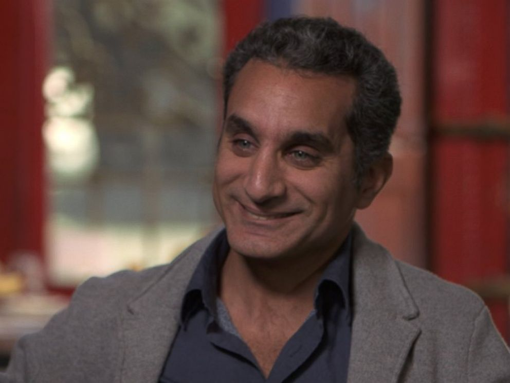 PHOTO: Egyptian Satirist Bassem Youssef on This Week