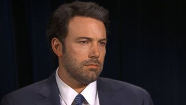 PHOTO: Ben Affleck on This Week