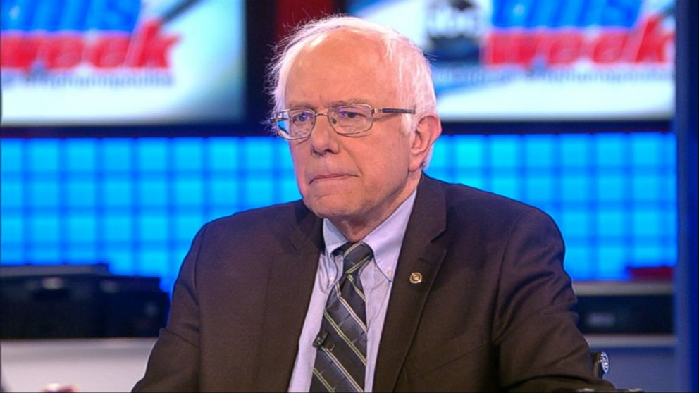 bernie sanders for president. bernie sanders says america needs \u0027political revolution\u0027 in 2016 - abc news for president