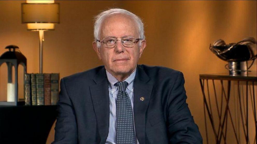 Sen Bernie Sanders Predicts He 39 Ll Win White House Abc News