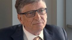 PHOTO: Bill & Melinda Gates Foundation Co-Chair Bill Gates on This Week