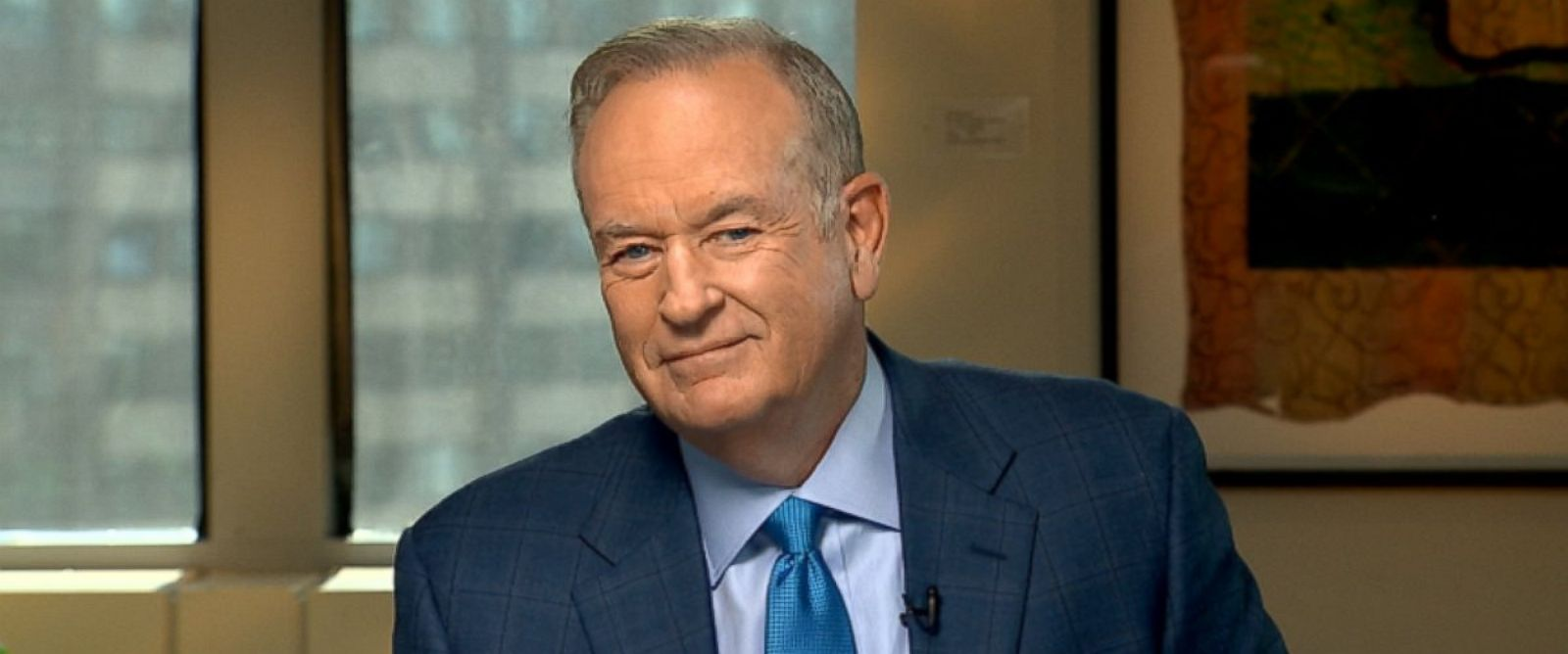 """PHOTO: """"Killing Patton"""" Author Bill OReilly on This Week"""