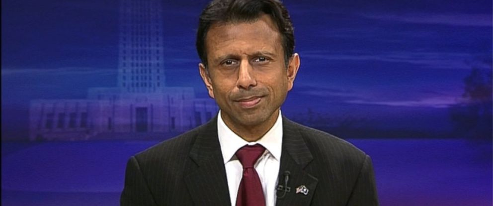 PHOTO: Governor Bobby Jindal on This Week
