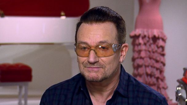ABC bono this week jt 131201 16x9 608 World AIDS Day: Bono Looks Ahead to an AIDS Free World