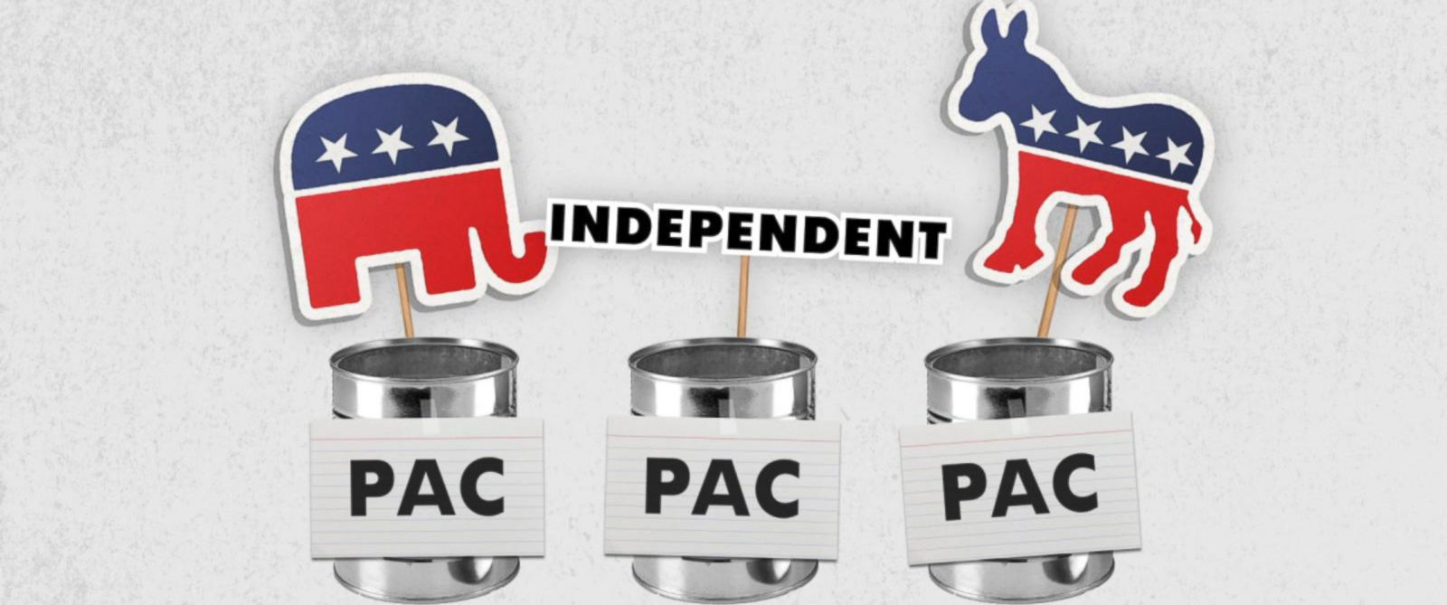 PHOTO: Breaking down the evolution of campaign finance.