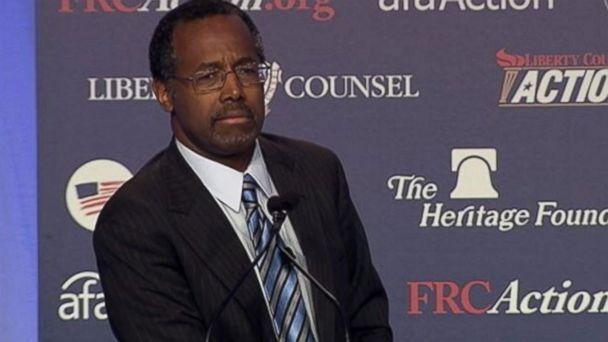 ABC carson slavery jtm 131011 16x9 608 Ben Carson: Obamacare is Slavery