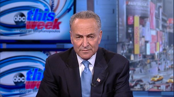 ABC charles schumer this week jt 131006 16x9 608 Why Sen. Chuck Schumer Thinks FitBit Is a Privacy Nightmare