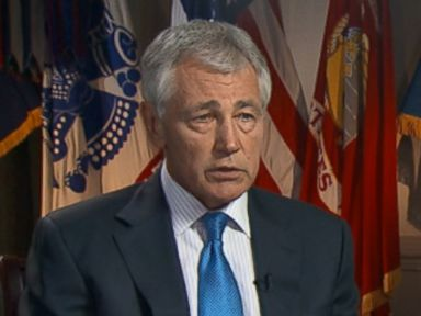 Defense Secretary Chuck Hagel Backs Shinseki, But Calls VA Problems 'Outrageous'