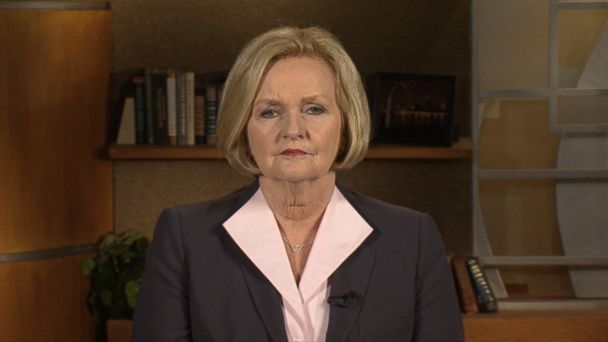 ABC claire mccaskill jt 140406 16x9 608 Sen. Claire McCaskill: Moment of Truth for General Motors