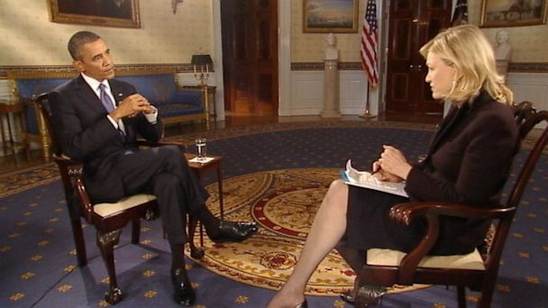 ABC diane sawyer obama ml 130910 16x9 608 The President On Pause