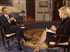 PHOTO: ABCs Diane Sawyer interviewed President Obama on Sept. 9, 2013.