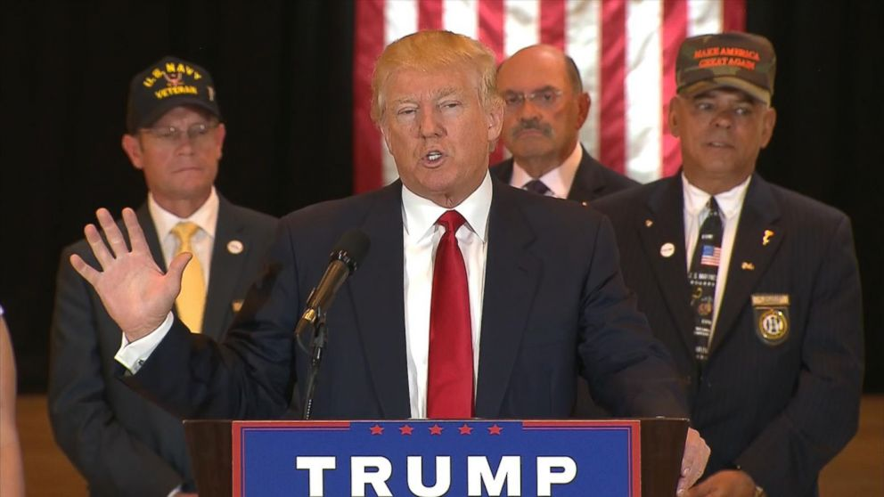 The 5 Most Contentious Exchanges at Donald Trump's News Conference