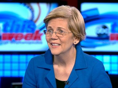 Elizabeth Warren Hopes Hillary Clinton Makes 2016 Run But Declines to Endorse Her