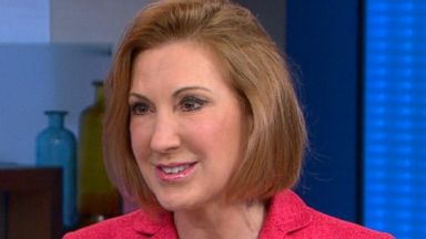 PHOTO: Carly Fiorina is pictured on Good Morning America on May 4, 2015.