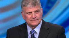 PHOTO: Franklin Graham appears on This Week