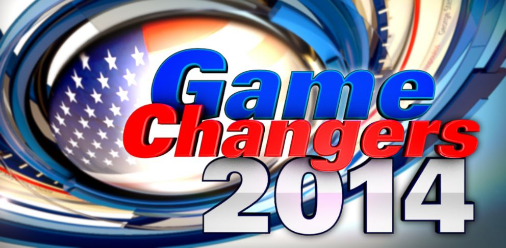 PHOTO: This Week Game Changers 2014 branding