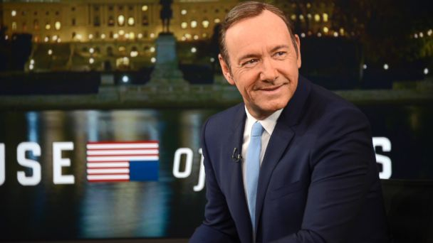 ABC gma kevin spacey house of cards sk 140218 16x9 608 Frank Underwoods Advice to Hillary Clinton: Run